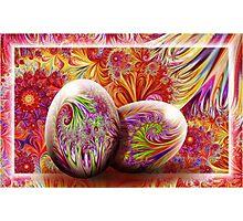 Eggtastic Photographic Print