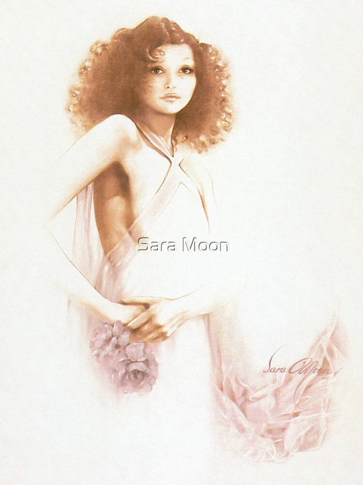 """Desiere"" Oil on Canvas by Sara Moon"