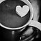 Coffee in Black & White