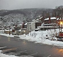 Winter Evening - Harper's Ferry - West Virginia © 2010 by Jack McCabe