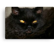 Yea, Y E A , Holloween, I know is a few months away.... Canvas Print
