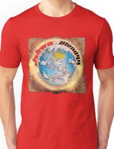 Jshwa Blend 44 Earth in Frame Unisex T-Shirt