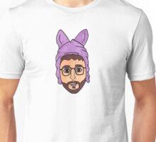 Bryan Fuller In A Bunny Hat Unisex T-Shirt