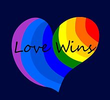 Love Wins 2 by CoppersMama
