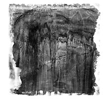 The Atlas of Dreams - Plate 18 (b&w) Photographic Print