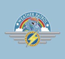 Weather Patrol Baby Tee