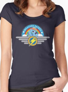 Weather Patrol Women's Fitted Scoop T-Shirt