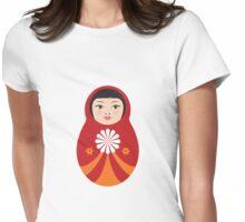 My sweet little babushka doll Womens Fitted T-Shirt
