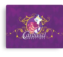 Carousel Boutique Canvas Print
