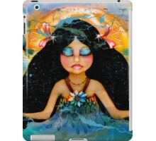 inner peace iPad Case/Skin