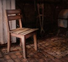 The Wooden Chair ~ Monte Cristo by Rosalie Dale