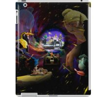 Late to the Show iPad Case/Skin