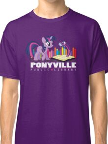 Ponyville Public Library Classic T-Shirt