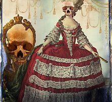 Marie-Antoinette's Nightmare by VenusOak