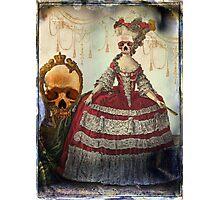 Marie-Antoinette's Nightmare Photographic Print