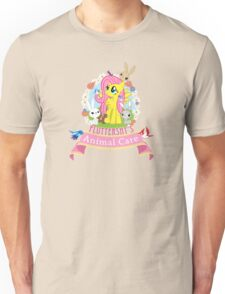 Fluttershy's Animal Care Unisex T-Shirt