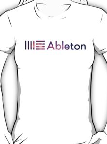 Ableton Galaxy T-Shirt
