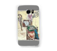 Dresses; While You Wait!(Invented By A Woman,Of Course:-) Samsung Galaxy Case/Skin