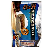 B & H Pharmacy - Provo, Utah Poster