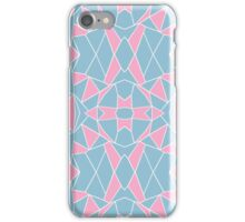 Abstraction Pink #2 iPhone Case/Skin