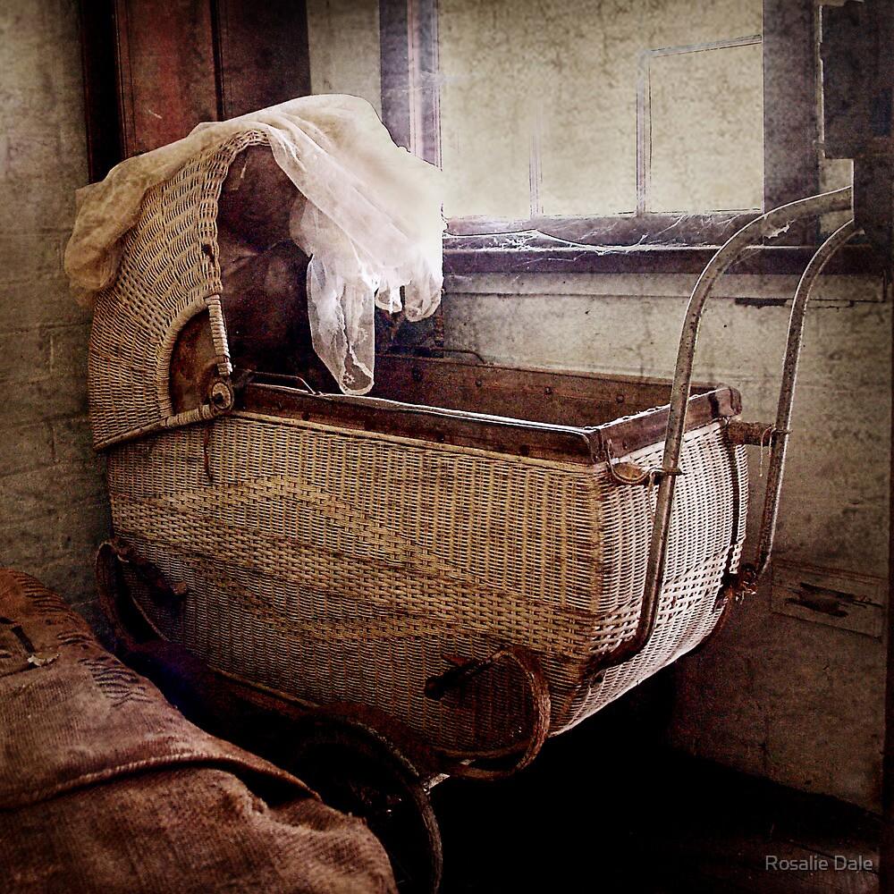 The Pram ~ Monte Cristo by Rosalie Dale