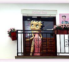 Cruise 2010 Spain   *Betty Boop in Spain* by John44