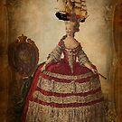 Maire Antoinette Gets a New Hat by VenusOak