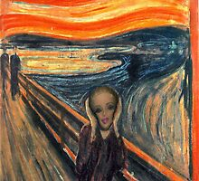 The Barbie Scream by VenusOak
