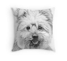 Hamish - ARF Rescue Throw Pillow