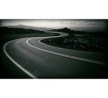The Endless Journey Photographic Print