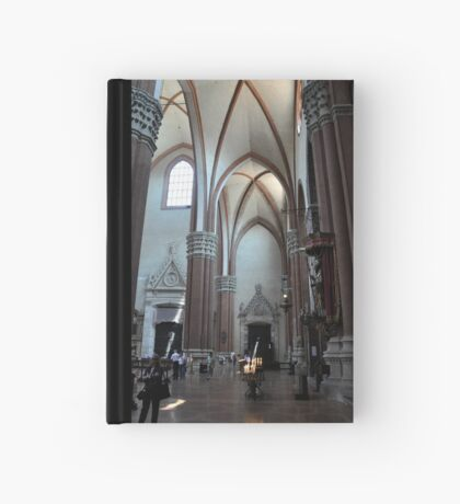 Basilica di San Petronio Hardcover Journal