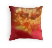 Floral Abstracts Throw Pillow