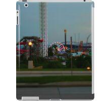 Denver ferris wheel iPad Case/Skin