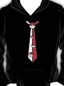 Pokeballs Tie Tee T-Shirt
