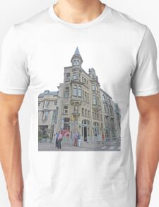 Belfort Hotel, Ghent, Belgium T-Shirt