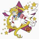 Sailor Moon by Maggie Davidson