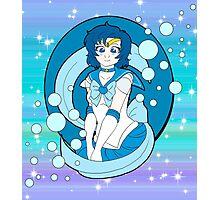 Sailor Mercury Photographic Print