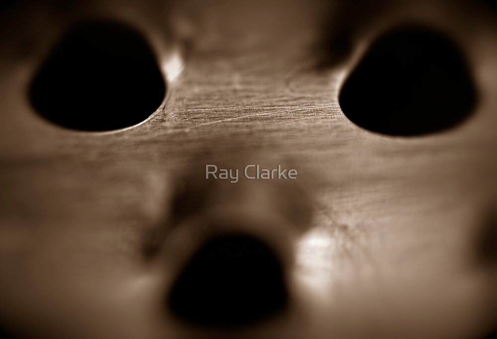 Extraterrestrial by Ray Clarke