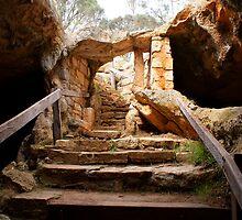 The Bat Cave by Arthur Koole