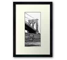 Full of history Framed Print