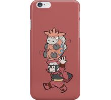 Running with Scissors - Magma ver. iPhone Case/Skin