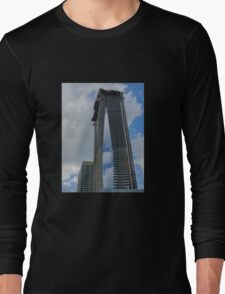 1 Bloor St. E., Almost Completed New Skyscraper Long Sleeve T-Shirt