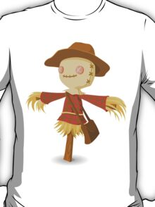 The Little Happy Scarecrow T-Shirt
