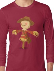The Little Happy Scarecrow Long Sleeve T-Shirt