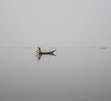 Inle Lake Illusion by chobin