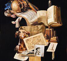 le cabinet de curiosités by michel pepy