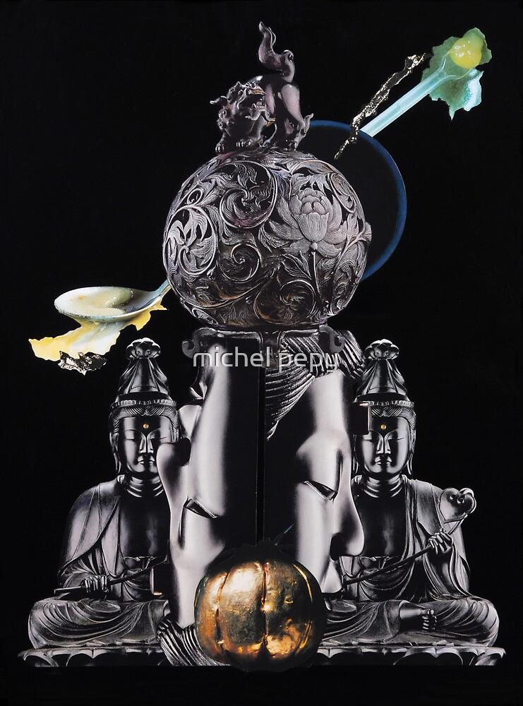 "Bouddha ""l'opium"" by michel pepy"