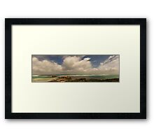 Cape Banks  Framed Print