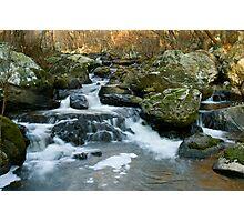 Gilpin Falls, MD Photographic Print
