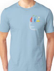 Pikmin Pocket Tee Unisex T-Shirt